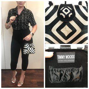 Timmy Woods crossbody clutch/bag
